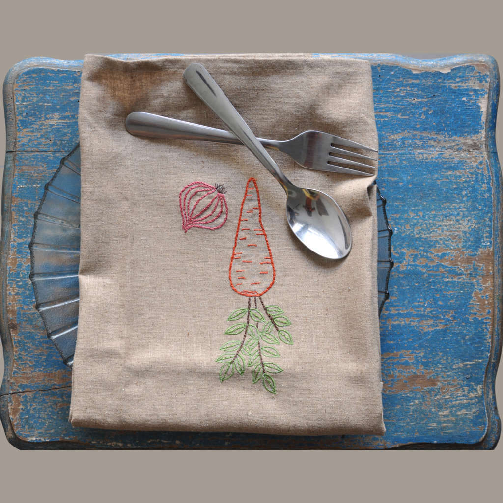 Hemp Tea Towel