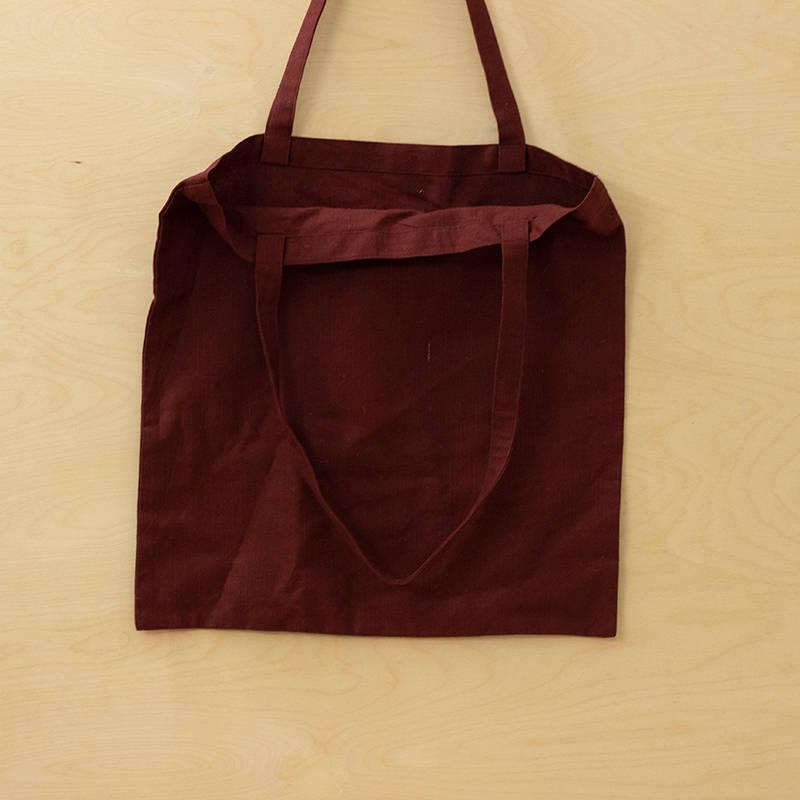 Hemp Daily Use Bag
