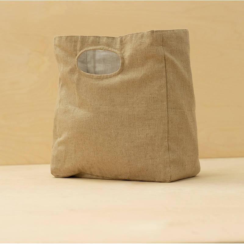 Hemp Lunch Box Bag