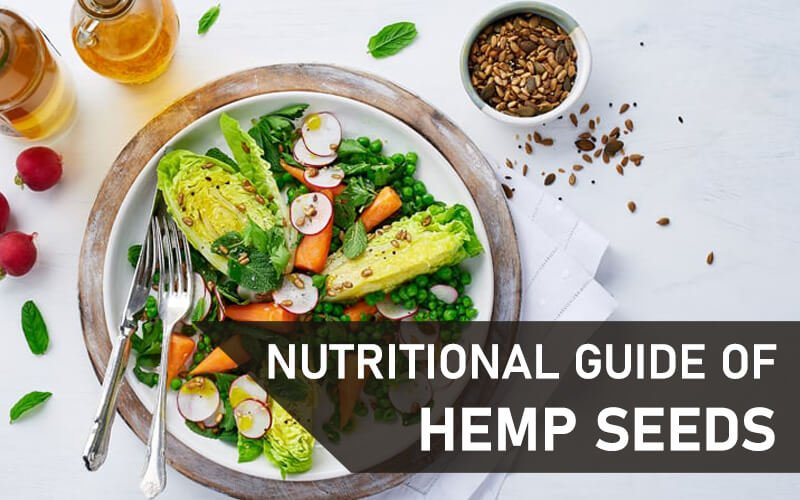 The Detailed Nutritional Guide of Hemp Seeds