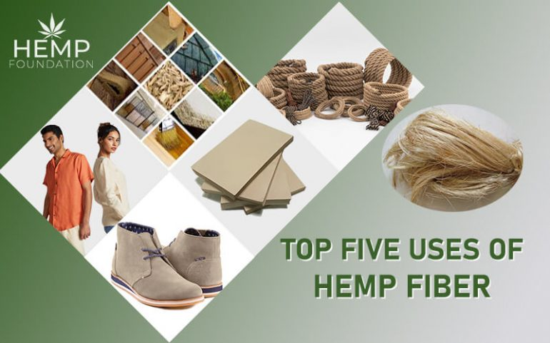 What Are The Top Five Uses of Hemp Fiber?