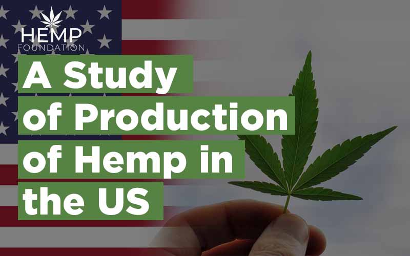 A Study of Hemp Production in the US