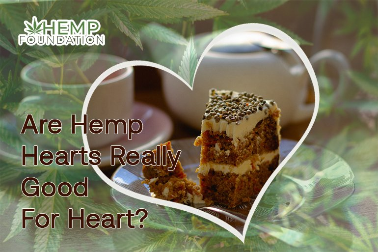 Are hemp hearts really good for heart?