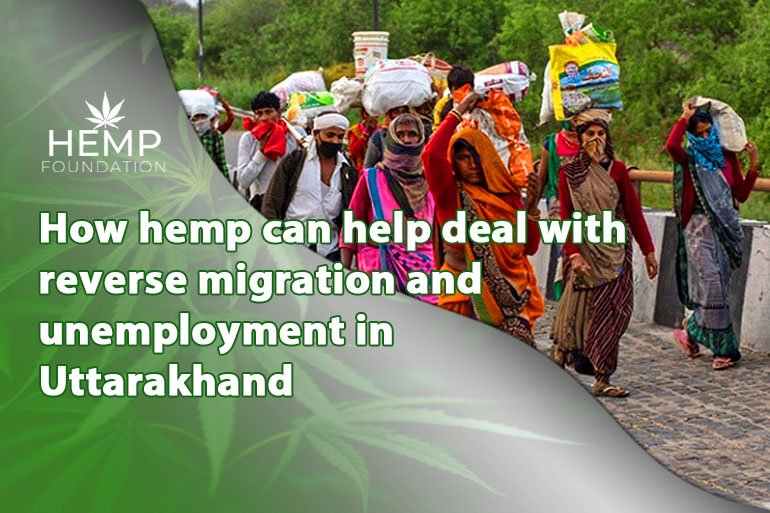 How hemp can help deal with reverse migration and unemployment in Uttarakhand