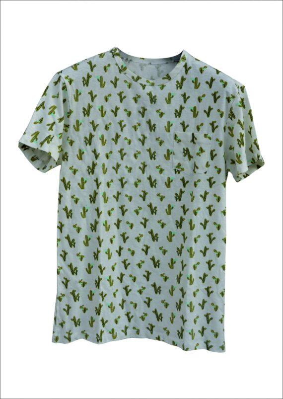 hemp T-shirt for Men